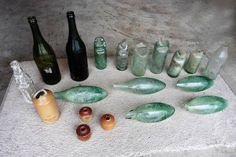 tx Logan Coote, Nelson/NZ, Kiwi Vintage Bottle Collectors New Zealand, for sharing: Was going to put these cry bottles on trademe. cs reeves, reeves and co, taunton lawrence, sydney superior water butement bros- hamiltons. couple of nelson codds and strachan bottles with chips and a wadman and a coke bottle from a shipwreck.
