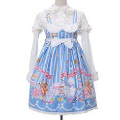 http://www.wunderwelt.jp/products/detail2876.html ☆ ·.. · ° ☆ ·.. · ° ☆ ·.. · ° ☆ ·.. · ° ☆ ·.. · ° ☆ Rose cage dress metamorphose temps de fille ☆ ·.. · ° ☆ How to order ☆ ·.. · ° ☆  http://www.wunderwelt.jp/blog/5022 ☆ ·.. · ☆ Japanese Vintage Lolita clothing shop Wunderwelt ☆ ·.. · ☆ #egl