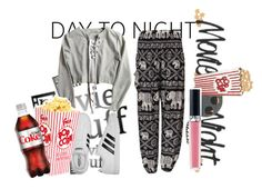 """""""movie night"""" by crsharma ❤ liked on Polyvore featuring adidas and Christian Dior"""