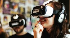The world's first virtual reality cinema has opened in Amsterdam