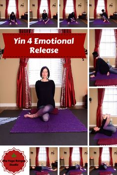 Yin Yoga for Deep Emotional Release | Deep Hip & Glutes Practice - Full Practice Guide and video!