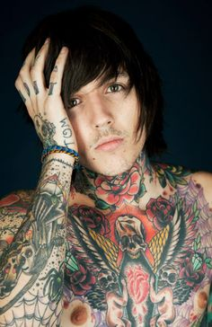 Oliver Sykes - BMTH