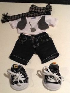 Build a bear rock star outfit
