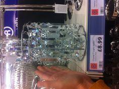 Plastic jewelled lamp