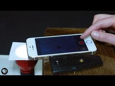 See Microbes with this DIY Phone Microscope | The Kid Should See This