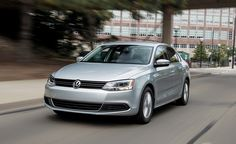 The Jetta now has a turbo 1.8L four in place of the 2.5-liter five-cylinder. Read our test and see photos at Car and Driver.