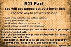 Bjj fact about upper belts and lower belts