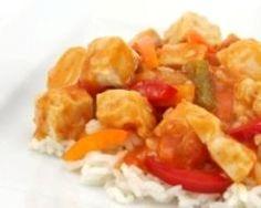 riz au paprika et blancs de dinde : http://www.cuisineaz.com/recettes/riz-au-paprika-et-blancs-de-dinde-minceur-60637.aspx