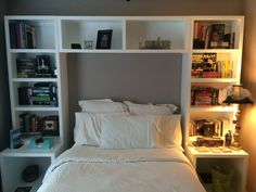 Home is where the books are