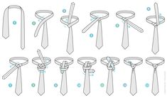 Learn how to tie the Trinity Knot - http://www.ties.com/how-to-tie-a-tie/trinity via @Ties.com®