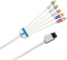 Component Av Cable For Nintendo Wii To Hdtv Electronics
