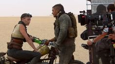 Mad Max: Fury Road/ Charlize Theron & Tom Hardy