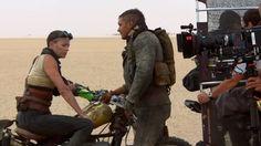 Mad Max: Fury Road/ Charlize Theron & Tom Hardy
