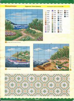 Gallery.ru / Фото #20 - ЧМ ручная вышивка 2004 12 - tymannost