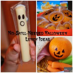 Easy Halloween Food