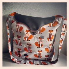 *and I'll own it... yay :D* -  Fox bag design and production by casa varia fox and the houndstooth fabrics