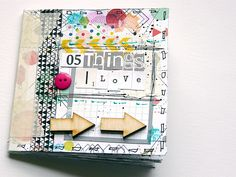 [cover] 5 things that I love by mumkaa_, via Flickr (inside pages in flickr photostream)