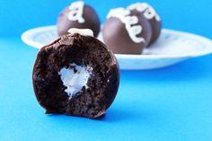 Homemade Hostess Cupcake Cake Balls