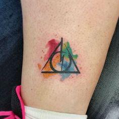 30 tatouages Harry Potter si discrets que seuls les vrais fans les reconnaîtront au premier coup d'œil ! - page 4