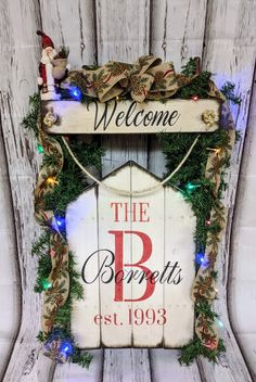 Customized sles Hand Painted Signs, Christmas Ornaments, Holiday Decor, Home Decor, Decoration Home, Room Decor, Christmas Jewelry, Christmas Decorations, Home Interior Design