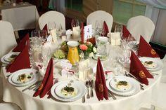 Dekoracja stołu 1