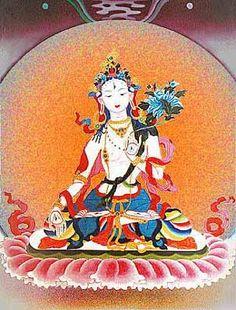 Tara – uma manifestação do aspecto feminino iluminado - SABERES ANCESTRAIS do SAGRADO FEMININO - Sabedoria e Espiritualidade Feminina