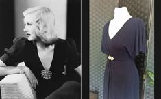 Art Deco Dress Grecian Dress Grecian Style Dress Style Dress Old Hollywood Dress Grecian Gown Navy Blue Dress Style Dress Old Hollywood Dress, Old Hollywood Style, Old Hollywood Glamour, Hollywood Fashion, 1940s Fashion Dresses, 1930s Fashion, Vintage Dresses, Grecian Dress, Bias Cut Dress