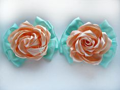 Ribbon flowers Цветы из лент <em>роза канзаши лента 5 см мастер класс</em> мастер класс Роза Канзаши DIY Rose...