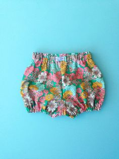 Dainty Daisy Cotton Bloomers by LittleMaggieMoo on Etsy