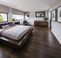 BEDROOM - Tempus Elite with Timeless Facade on display at Thornton Home Bedroom, Bedrooms, New Home Builders, Display Homes, New Home Designs, Investment Property, Facade, New Homes, Furniture