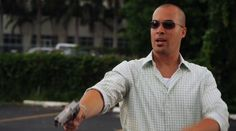 "Burn Notice 5x13 ""Damned If You Do"" - Jesse Porter (Coby Bell)"