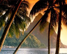 Soufriere, St. Lucia  http://www2.hiren.info/desktopwallpapers/natural/the-piton_soufriere_st-lucia.jpg