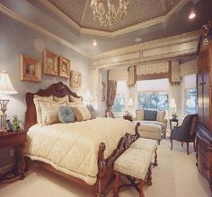 The Ideal Romantic Bedroom - Decor and Style