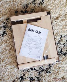 Ikea's Bekvam step stool