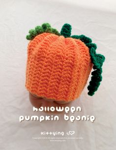 Crochet Pattern Halloween Pumpkins Beanie Crochet PATTERN Kittying Crochet Pattern by kittying.com from mulu.us This pattern includes sizes for 0 - 12 months. Easily modified for toddler, children and adult size.