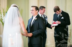 Anna and Spencer Photography, Wedding Ceremony at The Atlanta Biltmore Ballrooms.