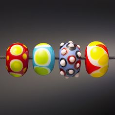 Image detail for -Glass beads by Kristina Logan
