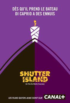 Canal Plus Ad - Shutter Island
