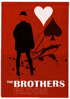 The Brothers Bloom (2008) - Minimal Movie Poster by Ben Mcleod