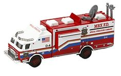 Matchbox Be A Hero E-One Mobile Command Center Vehicle, 2015 Amazon Top Rated Die-Cast Vehicles #Toy
