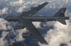 Few aircraft have had as long or storied a career as the B-52, which first joined the United States Air Force in the 1950s, and has continued its role as a heavy bomber ever since.