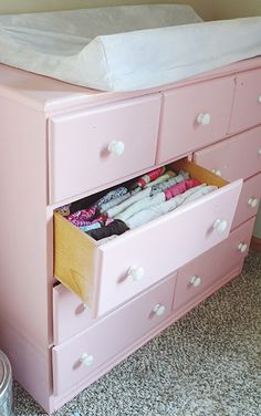 How to Organize Kids Clothes!