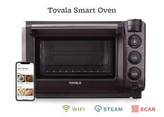 I needed an Breville Smart Oven pro for the whole thing because my apartment has an electric range Cooking oven function symbols beneficial in kitchen Countertop Convection Oven, Best Toasts, Best Air Fryers, Meal Delivery Service, Oven Racks, Oven Cooking, Chef Recipes, Have Time, Food To Make