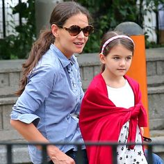 "Crack up at what ""Suri Cruise"" has to say about the arrival of real baby royalty..."