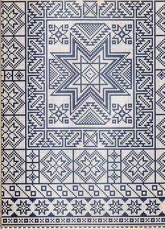 molde alfombra geometrica 3 de 4