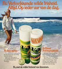 Met de wilde frisheid van limoenen...En die blote dame in de reclame!!