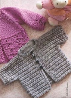 crochet sweater for baby