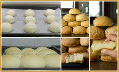 Organizziamo il pane con il licoli - Panini all'olio