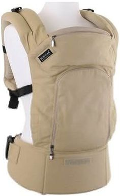 Nursery Backpack / Carrier: Pognae Baby Carrier (Beige) ** Read more at the image link.