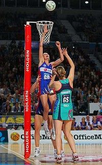 THE chief exponent of netball's ''ladies' lineout'' is worried unskilled copycats could pick up serious injuries instead of spectacular blocked shots.    Read more: http://www.smh.com.au/sport/netball/warning-on-new-lineouts-20120523-1z5u6.html#ixzz1vlCUifaI